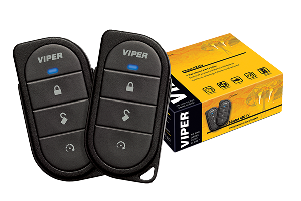 Viper Remote Start Unit - Four Button Unit