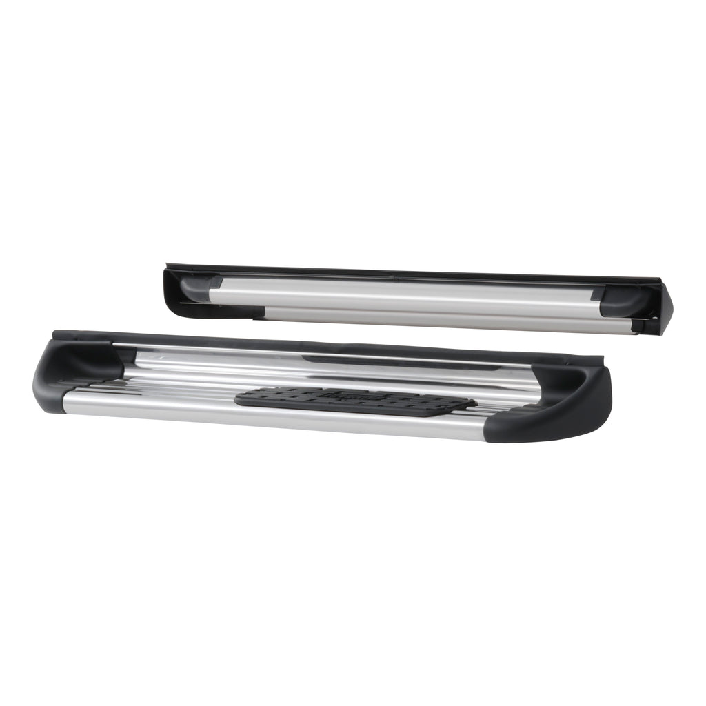 Polished Stainless Steel Side Entry Steps, Select Ram 1500, 2500, 3500 Reg Cab