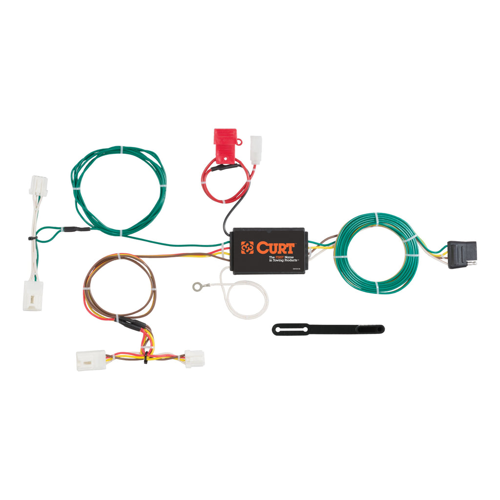 Custom Wiring Harness, 4-Way Flat Output, Select Nissan Murano