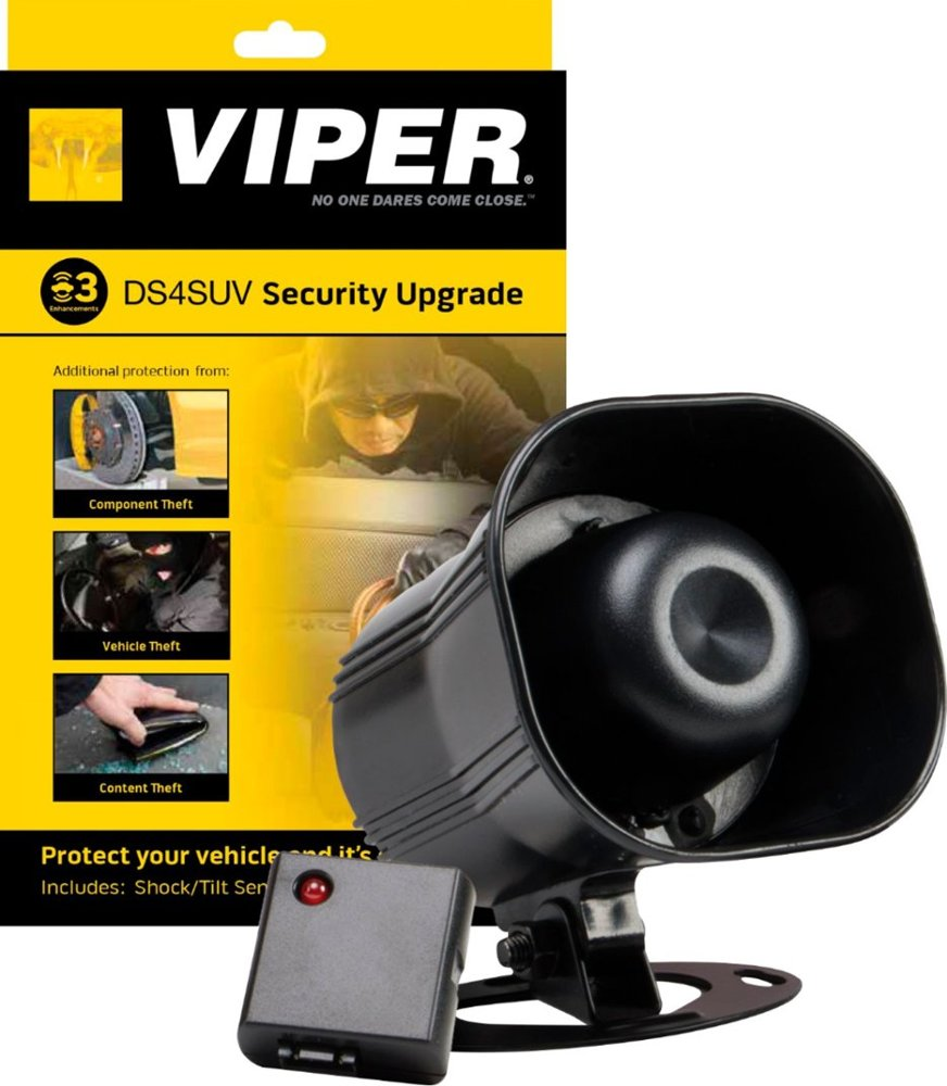 Viper - Add-on Alarm System to DS4/DS4+ Compatible units - DS4SU