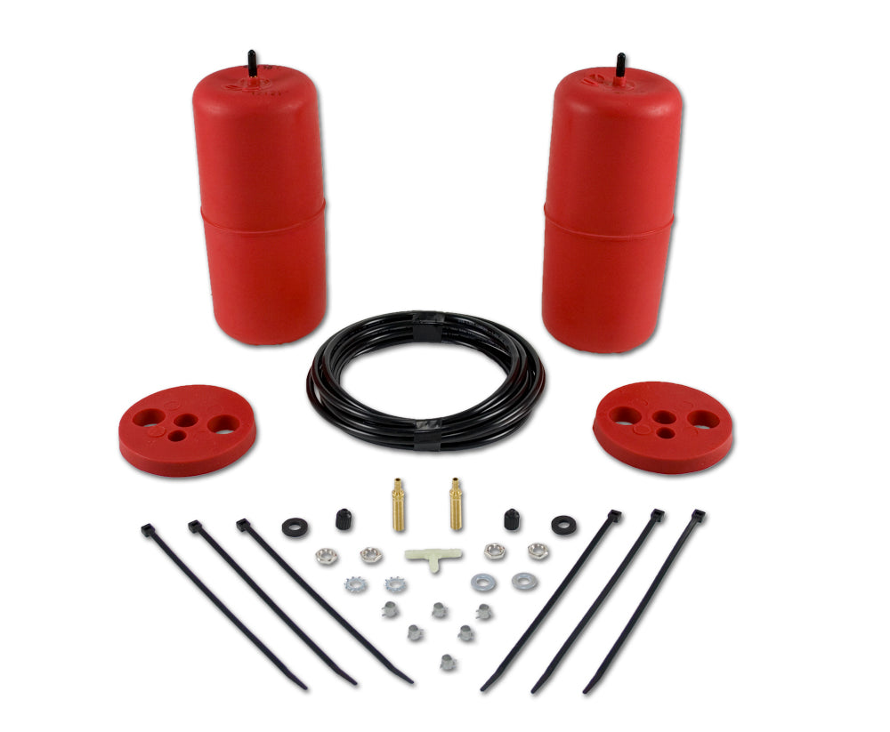 Air Lift 1000; Coil Spring; Rear; No Drill; Installation Time - 1 Hour Or Less;