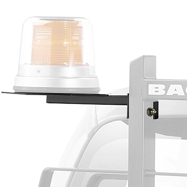 "Back Rack 91001Accessories - Light BracketLight Brkt, 10-1/2"" Base, Drivers Side"