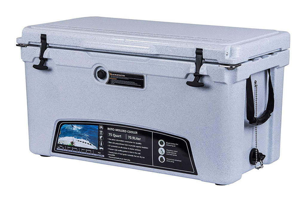 Truck Gear by LINE-X Expedition Cooler 75 Quart