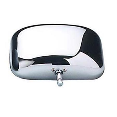 Ford Replacement Head - Includes 1 chrome mirror head, 1 lock washer, and 1 bolt