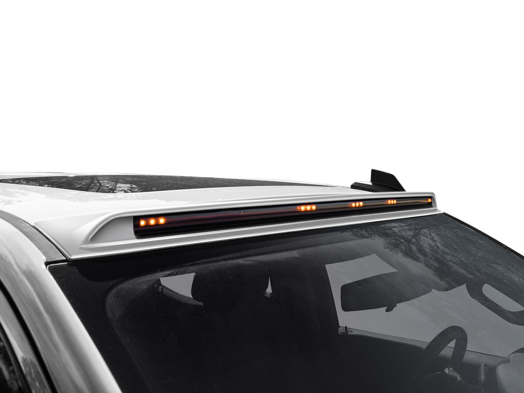 AeroCab Marker Light Color Match with five amber LED lights; Super White