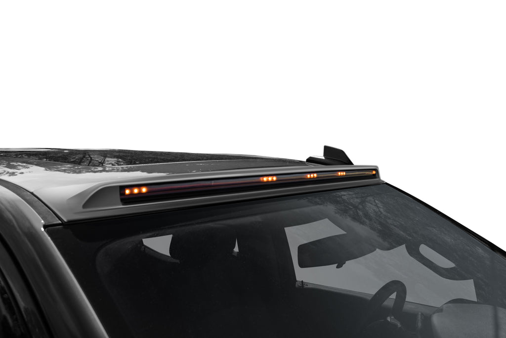 AeroCab Marker Light Color Match with five amber LED lights
