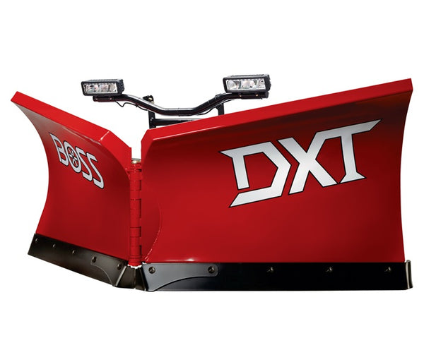 "BOSS Snow Plow 9'2"" DXT STEEL"