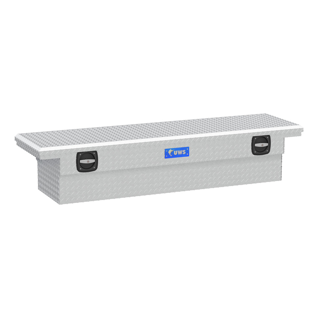 "72"" Secure Lock Crossover Box with Low Profile (SL-72-LP Packaged for Parcel)"