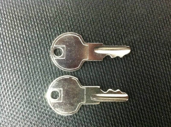 RV Camlock Storage Box Key (Prior to 1996)