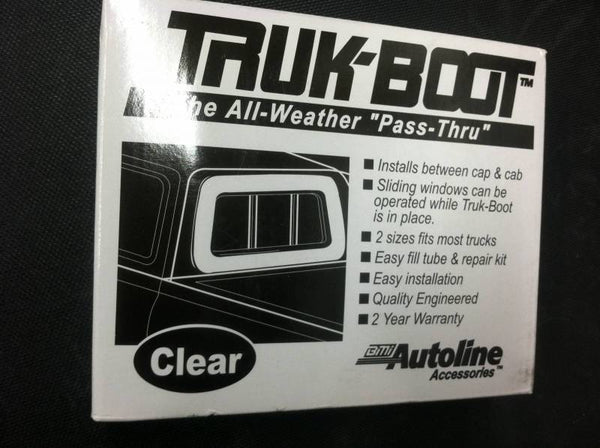 Truck Boot   Full Size pickup trucks