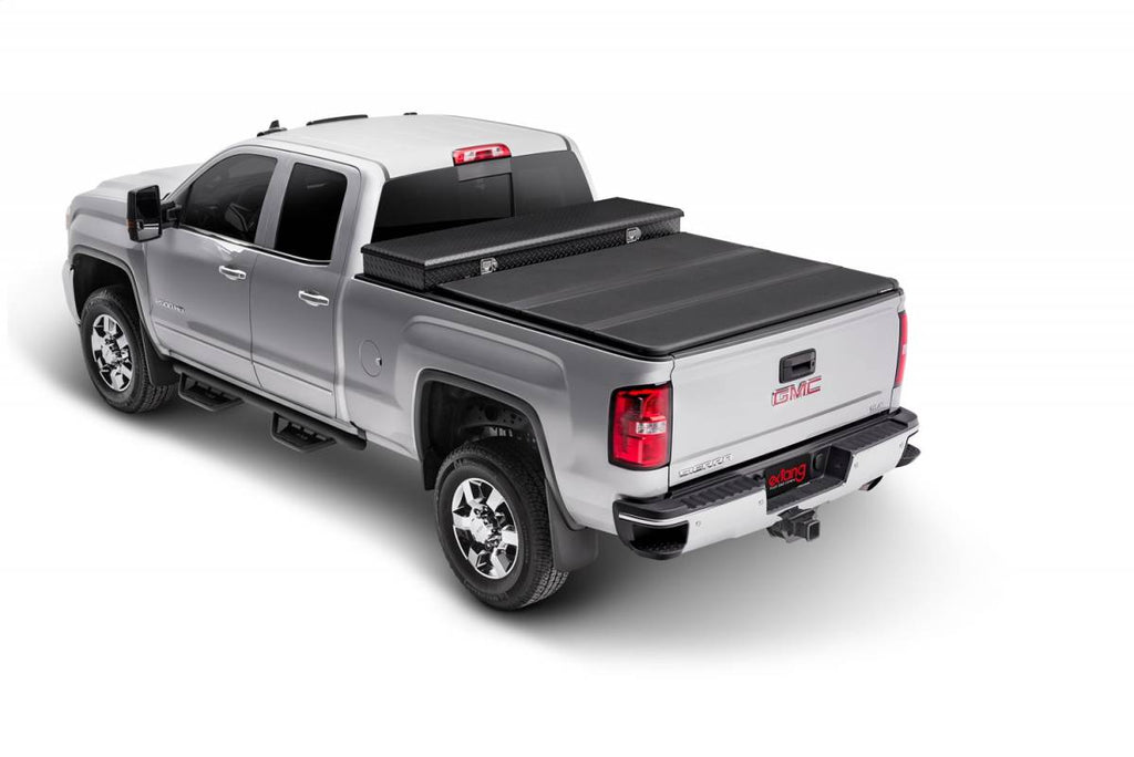 Solid Fold 2.0 Toolbox - 14-20 Tundra 8' w/out Deck Rail System