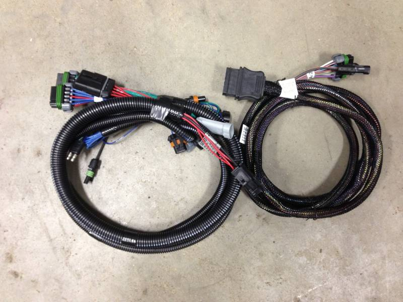 Fsher Light Harness HB3/HB4