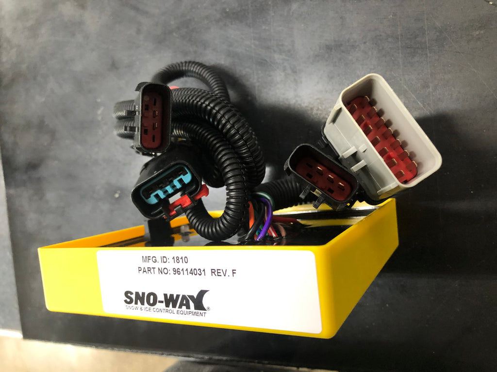 SNOWAY Wired Controller Receiving Control Unit only - OEM 96114031