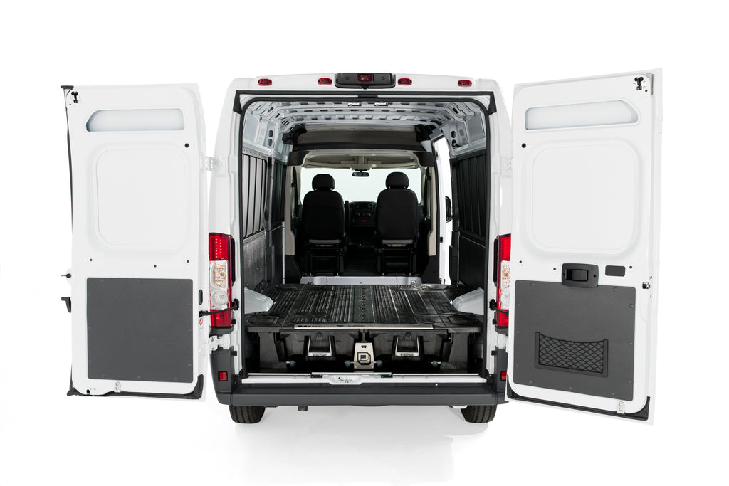 "Decked VNRA13PROM55 Fits 136"" RAM Promaster (2014-current) Black in color"