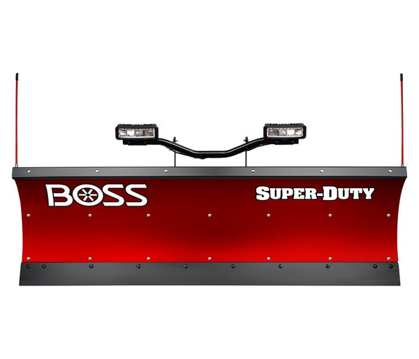"BOSS Snow Plow 7'6"" SUPER POLY"