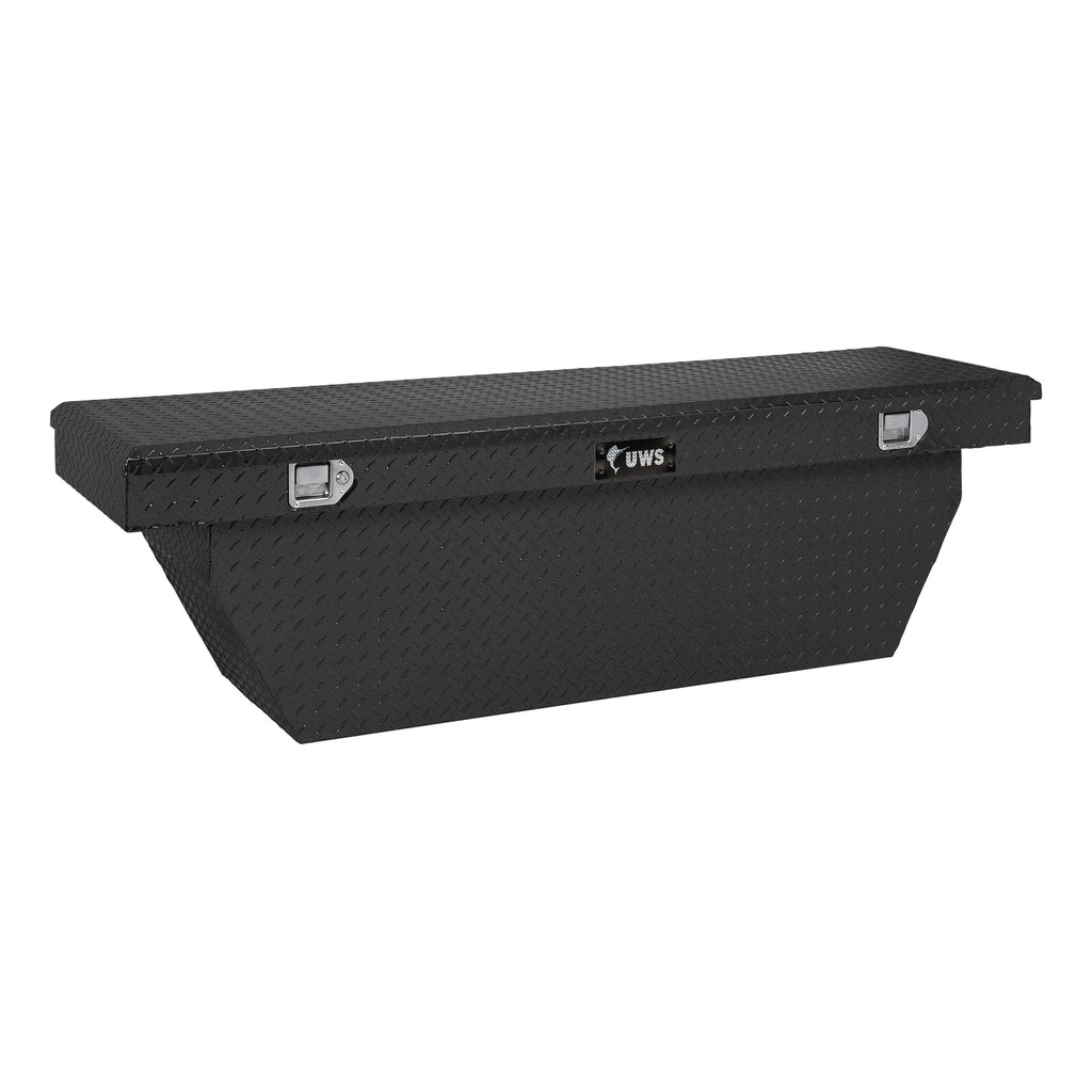 "69"" Deep Angled Crossover Truck Tool Box"