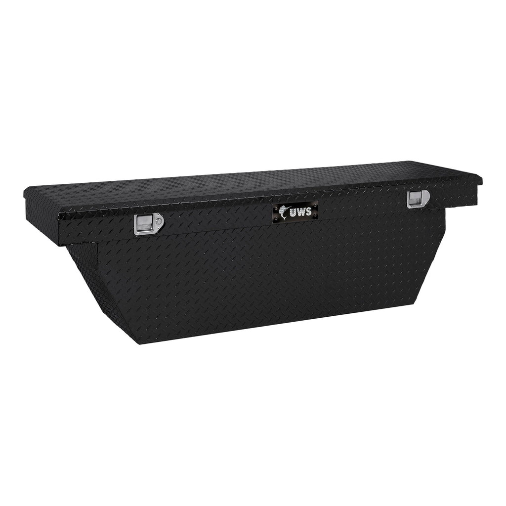 "72"" Deep Angled Crossover Truck Tool Box"