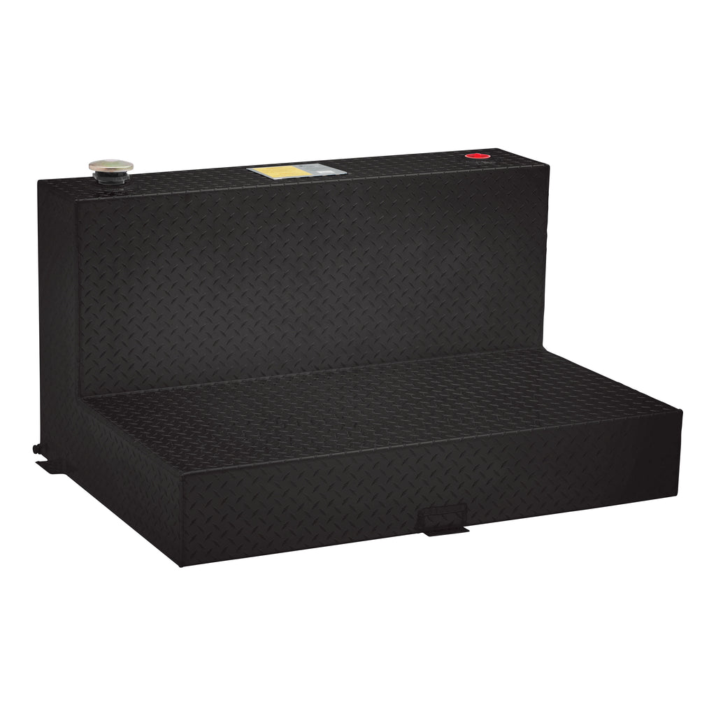 50-Gallon L-Shape Aluminum Transfer Tank