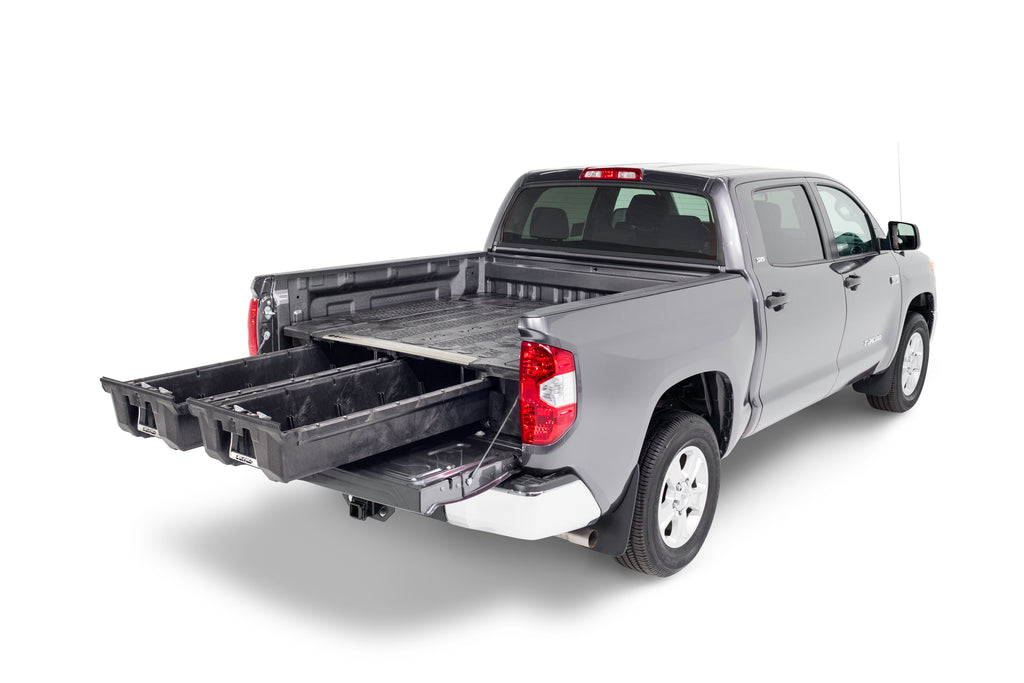"Decked DT2 Fits 6' 7"" Toyota Tundra (2007-current) Black in color"