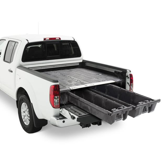"Decked MN4 Fits 6' 1"" Nissan Frontier (2005-current) Black in color"