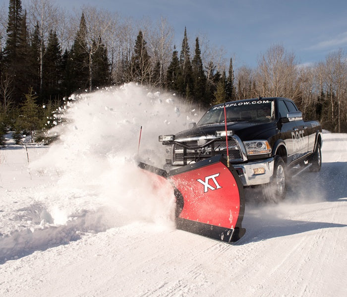 BOSS Snow Plow 9'2'  XT STEEL