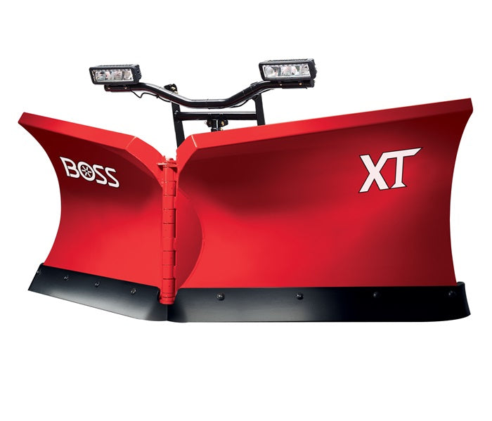 BOSS Snow Plow 9' STEEL HD