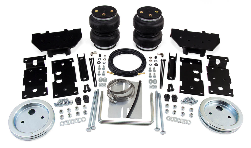 LoadLifter 5000; Leaf spring leveling-kit