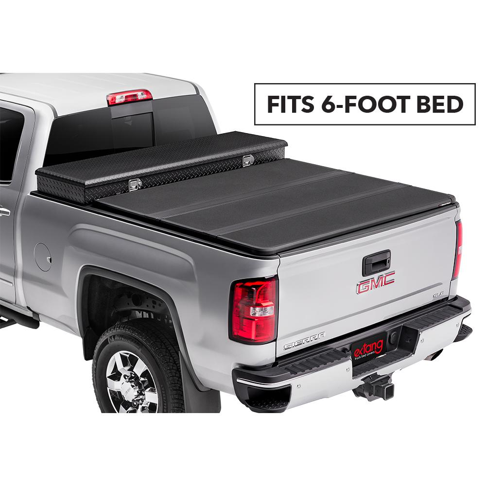 Solid Fold 2.0 Toolbox - 09-14 F150 6'6 w/out Cargo Management System