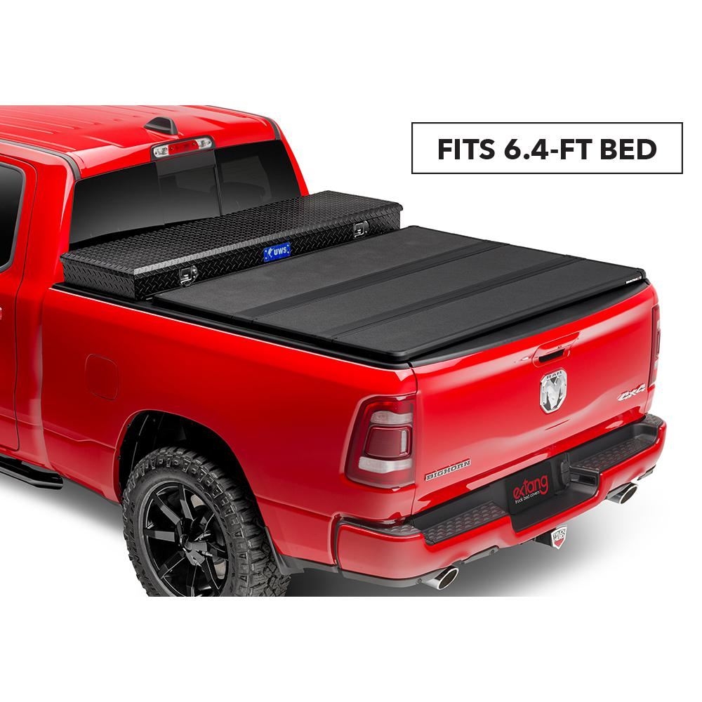 Solid Fold 2.0 Toolbox - 07-13 Tundra 6'6 w/out Deck Rail System