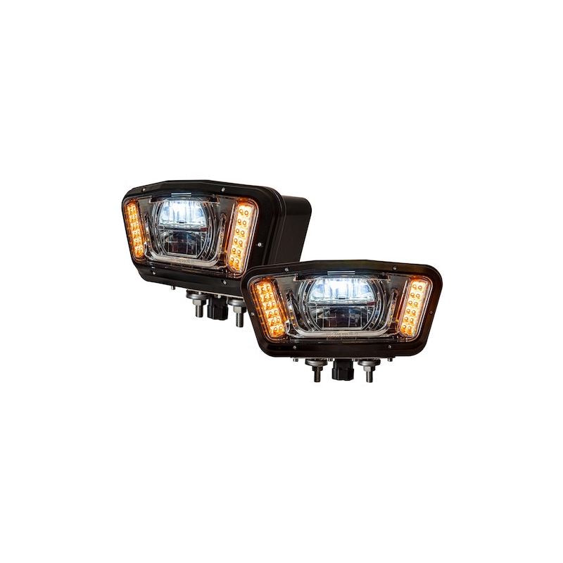 Snowdogg Snow Plow Illuminator LED Snowplow Headlights - 16160800