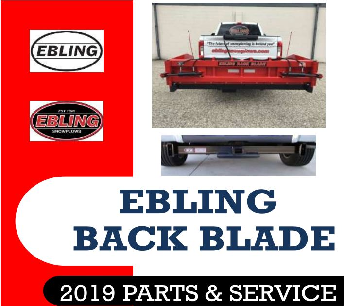Ebling Back Blade Parts - Contact form