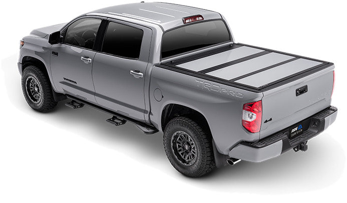 ARE Fusion Folding Tonneau Cover with Painted to Match Panels