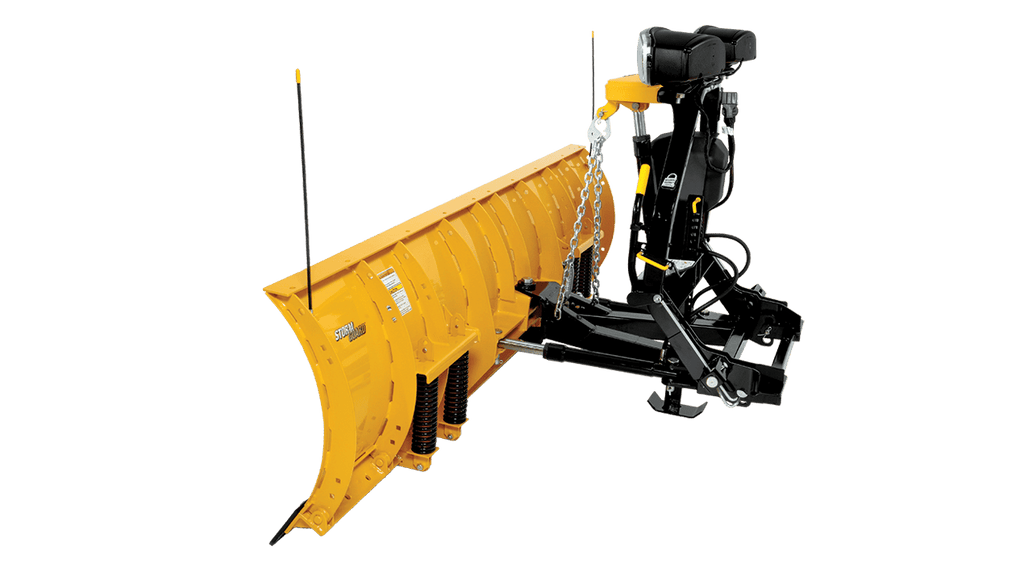 HD2 7.6 Fisher Snow Plow