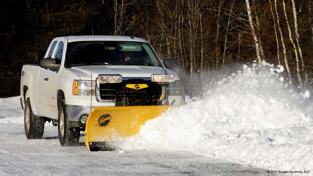 HT Half Ton 7.6 Fisher Snow Plow