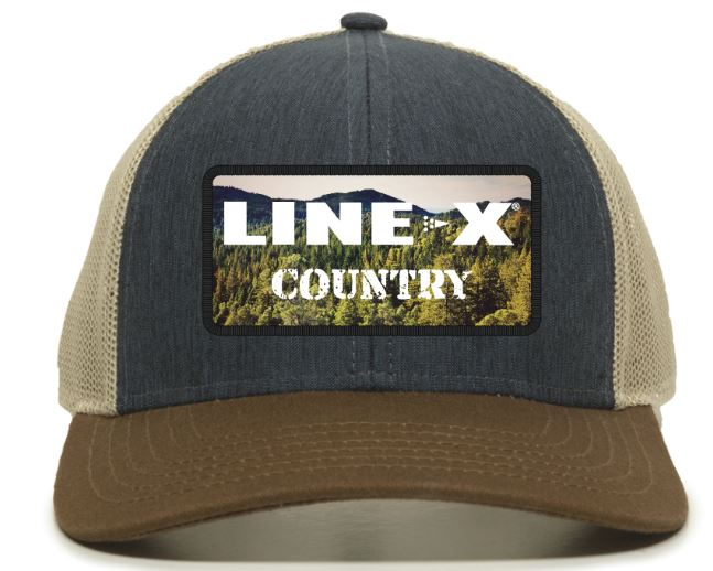 LINE-X Country Hat
