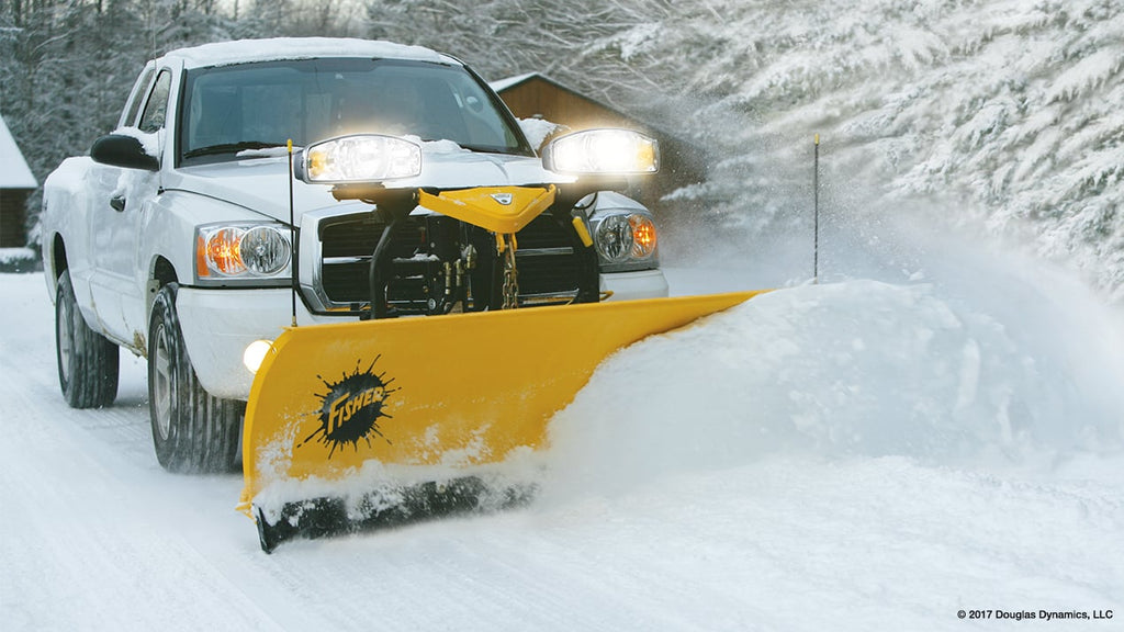 SD 7.6 Fisher Standard Duty Snow Plow