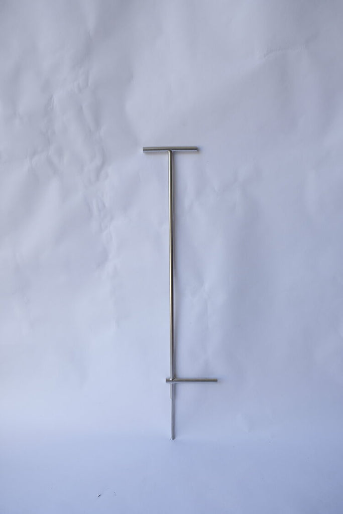 Driveway Marker Stake Tool - Stainless Steel