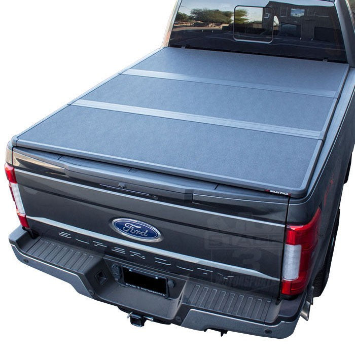 Solid Fold 2.0 - Ford Super Duty Short Bed (6 3/4') 17-19