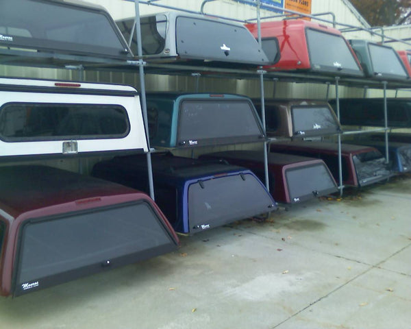 Used Truck Toppers Camper Shell Caps and Lids