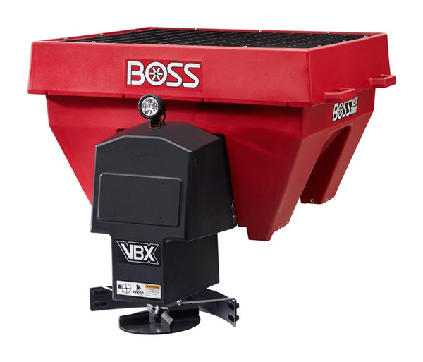 BOSS Salter V-BOX SPREADER VBX 3000 AUGER STYLE FOR UTV