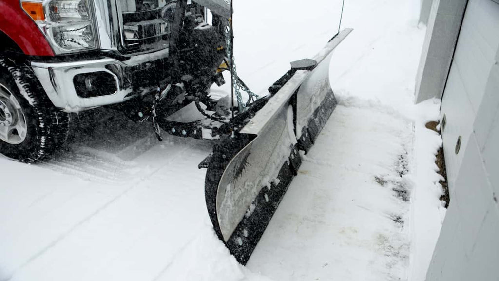XV Stainless 7.6 Fisher Snow Plow