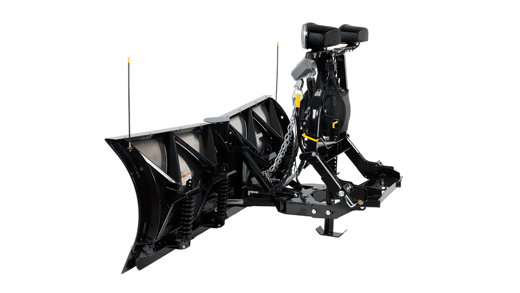 XV Stainless 9.2 Fisher Snow Plow