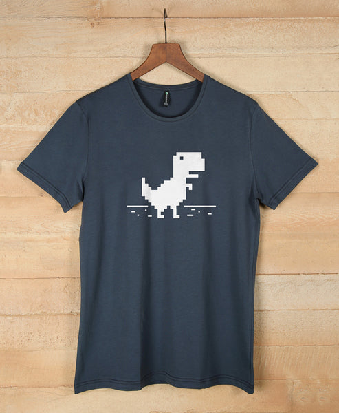 Chrome T-Rex T-Shirt