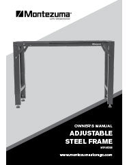 Workbench Manual
