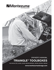 Montezuma triangle portable toolbox