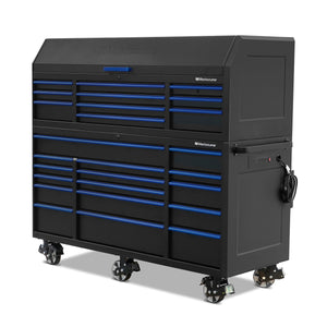 Montezuma tool chest and cabinet
