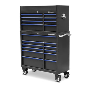 41 x 18 in. 19-Drawer Tool Combo