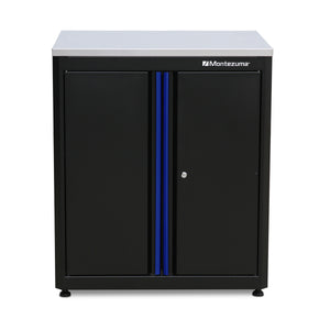 Montezuma storage two door base cabinet