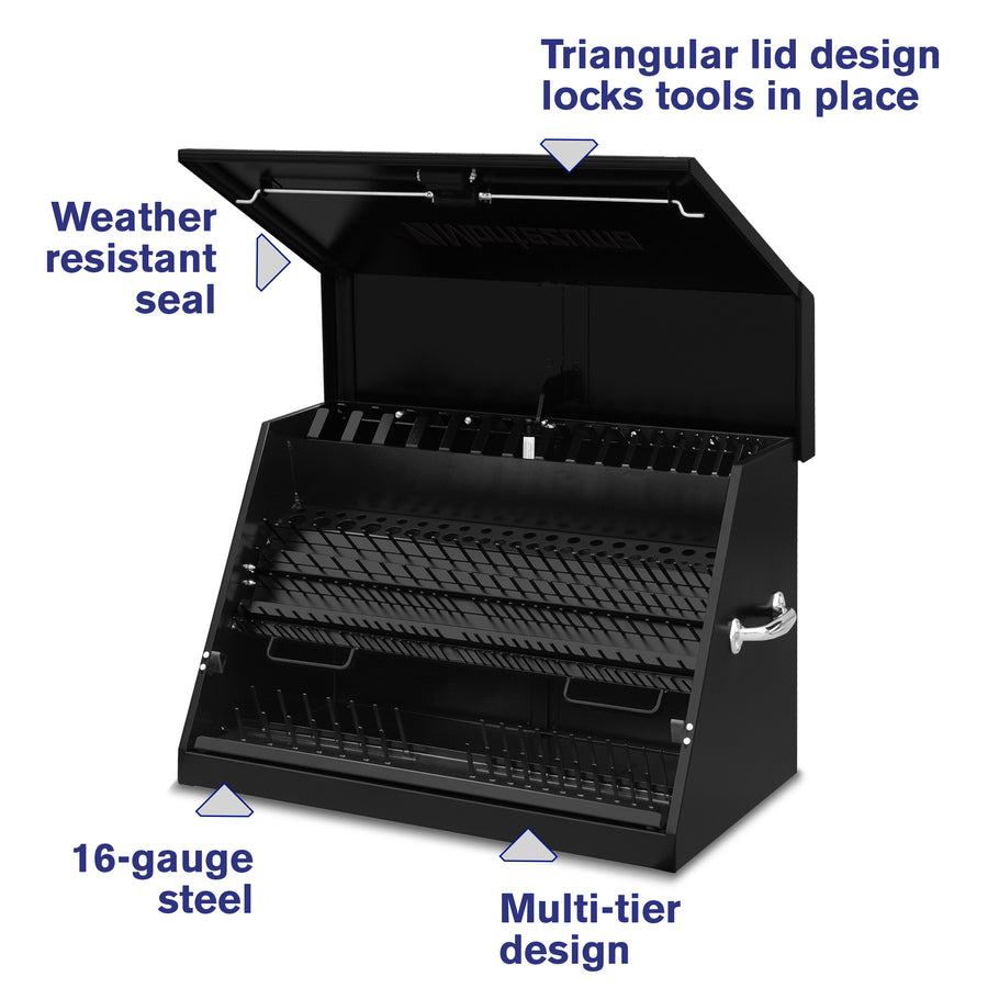30 x 19 in. Steel Triangle® Toolbox