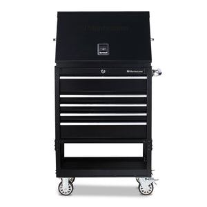 30 x 15 in. Steel Triangle® Toolbox and 30 in. 5-Drawer Utility Cart Combo